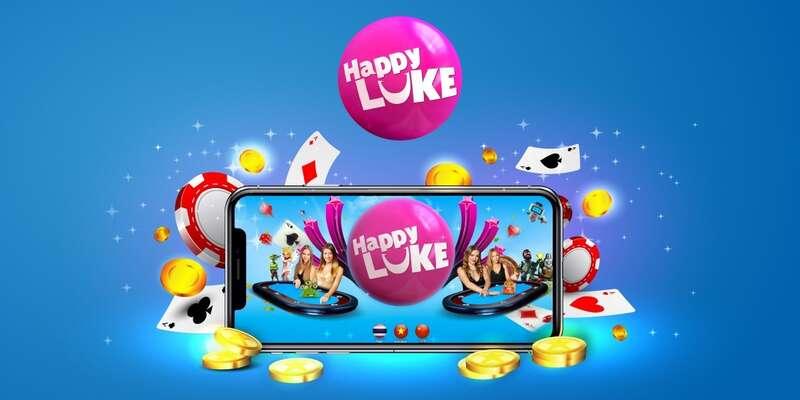 เล่นเกมคาสิโนออนไลน์บนมือถือได้ง่ายๆ happyluke'