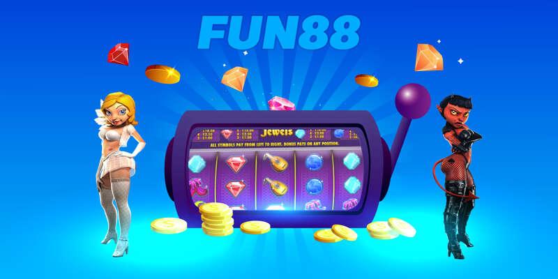 fun88 slot สนุกได้ผ่านออนไลน์ทุกที่ทุกเวลา