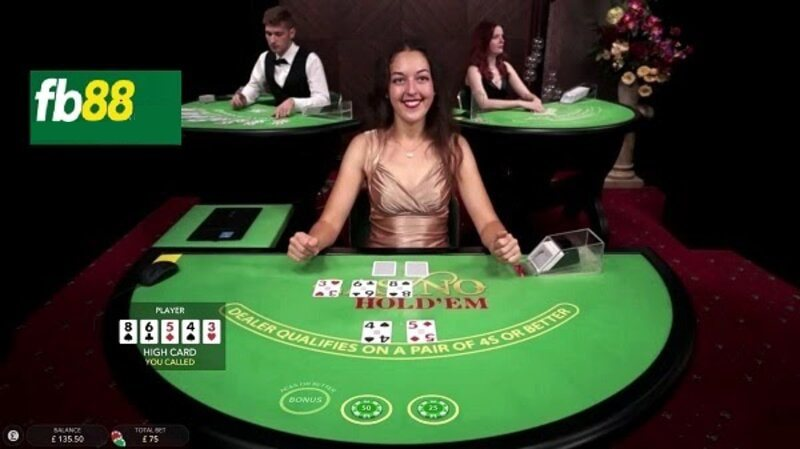 รูปแบบการเดิมพัน Poker Thailand บนเว็บ FB88