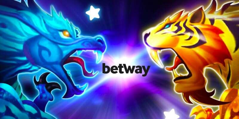 BETWAY Casino เกมเสือมังกร